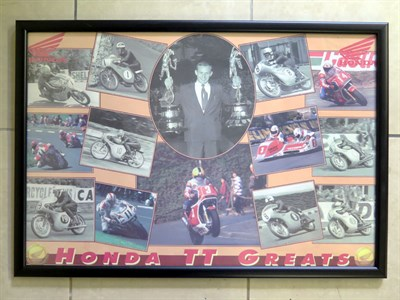 Lot 21-Mike Hailwood Prints & Posters
