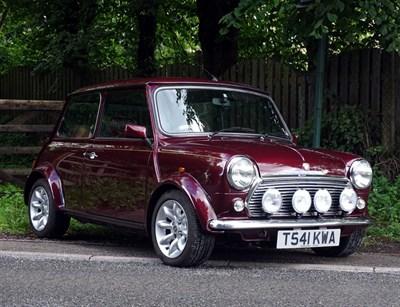 Lot 17-1999 Rover Mini 40