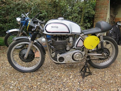Lot 60 - 1959 Norton Manx 30M