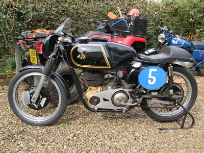 Lot 61 - 1962 AJS 7R
