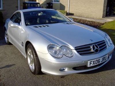 Lot 9-2006 Mercedes-Benz SL 350