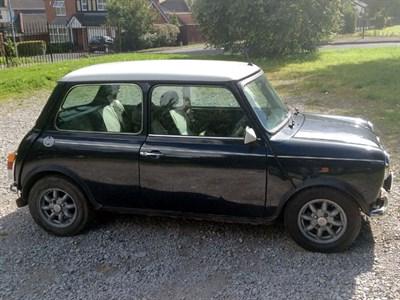 Lot 15-1998 Rover Mini Cooper