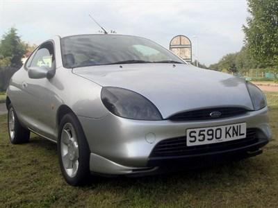Lot 38-1998 Ford Puma 1.7
