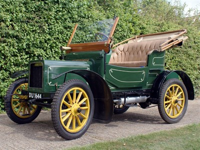 Lot 29 - 1907 Rover 6hp Tourer