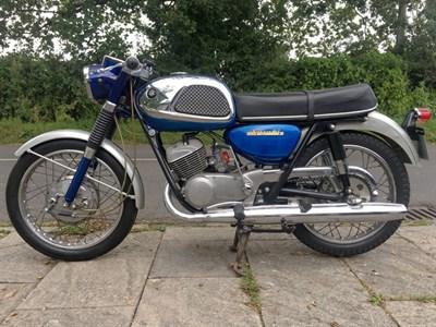 Lot 91-1967 Suzuki T20