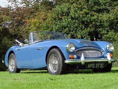 Lot 41 - 1965 Austin-Healey 3000 MKIII
