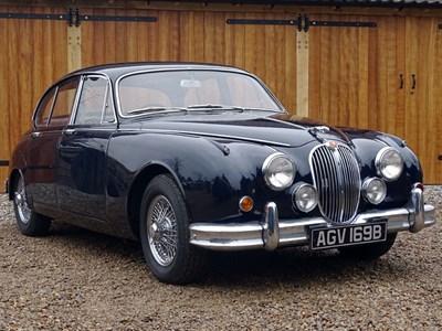 Lot 19 - 1964 Jaguar MK II 3.4 Litre
