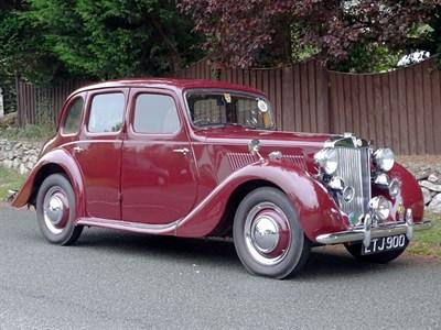 Lot 35-1950 MG YA