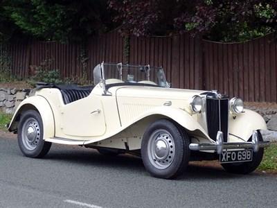 Lot 46-1951 MG TD