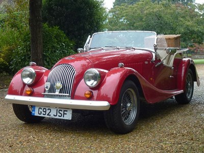 Lot 47 - 1990 Morgan Plus 4 Four-Seater