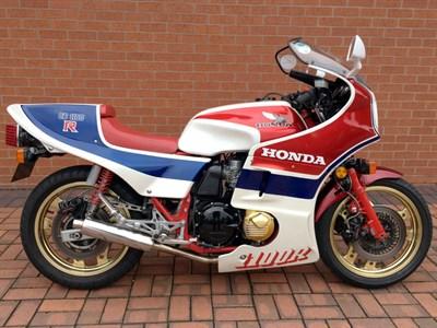 Lot 41-1983 Honda CB1100RD