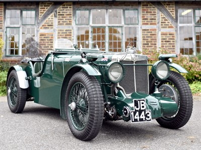 Lot 81 - 1933/2010 Peter Gregory MG K3 Evocation