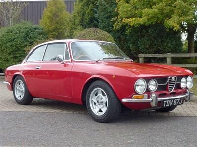 Lot 19-1970 Alfa Romeo 1750 GTV