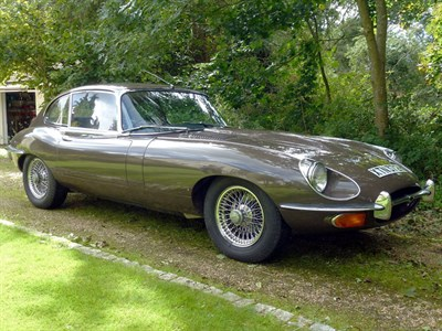 Lot 82 - 1970 Jaguar E-Type 4.2 2+2