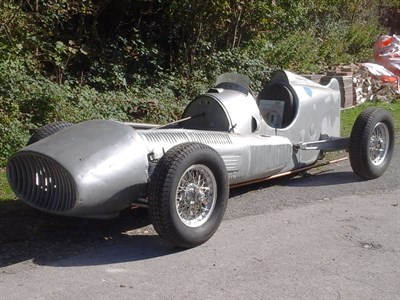 Lot 80 - 1950 Alesso Formula Libre Single-Seater