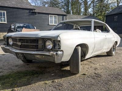 Lot 10 - 1971 Chevrolet Chevelle