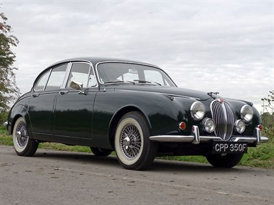 Lot 8 - 1968 Jaguar 340
