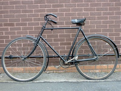 Lot 4-c1934 Gentleman's Roadster Bicycle