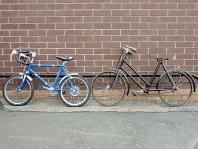 Lot 3 - Two Child's Bicycles