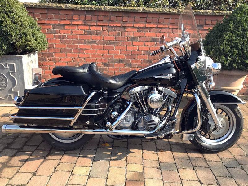 Lot 29-1983 Harley Davidson FLT