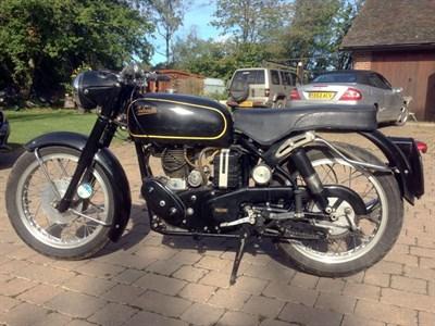 Lot 30-1959 Velocette Venom