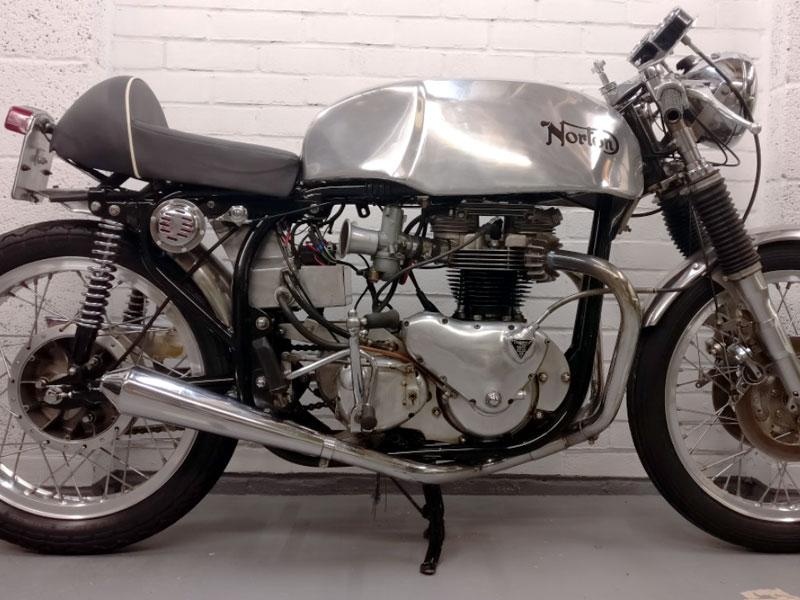 Lot 62-1962 Triton 6T 'Campagnolo'