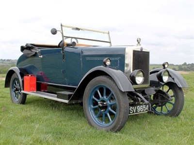 Lot 18 - 1927 Morris Cowley Tourer