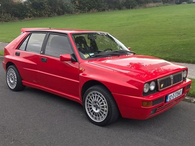 Lot 95 - 1992 Lancia Delta HF Integrale Evolution