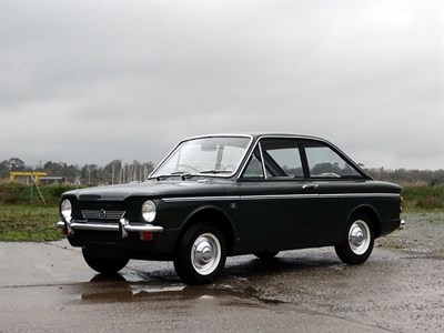 Lot 23 - c.1968 Hillman Imp Californian
