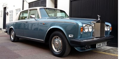 Lot 96 - 1977 Rolls-Royce Silver Shadow II