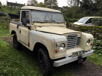 Lot 94 - 1974 Land Rover 88 Series III