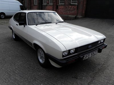 Lot 67-1979 Ford Capri 3.0 S