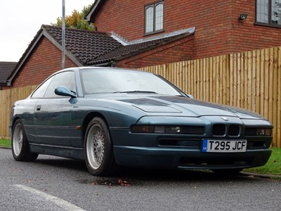 Lot 11 - 1999 BMW 840Ci Sport