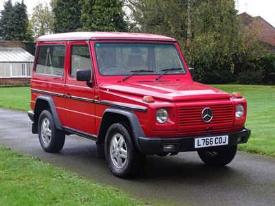 Lot 40 - 1993 Mercedes-Benz 300 GDS
