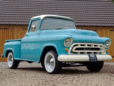 Lot 68 - 1957 Chevrolet 3100 Stepside Pickup