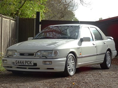 Lot 31-1990 Ford Sierra Sapphire RS Cosworth 4x4