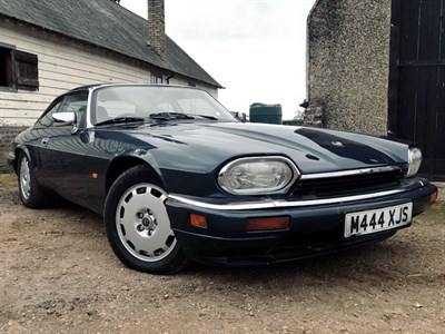 Lot 84 - 1995 Jaguar XJS 4.0 Celebration