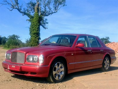 Lot 26 - 2000 Bentley Arnage