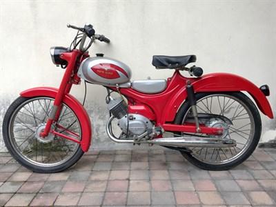 Lot 4-1963 Moto Guzzi Dingo