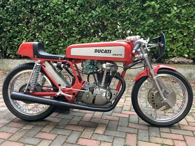 Lot 63-1968 Ducati Desmo