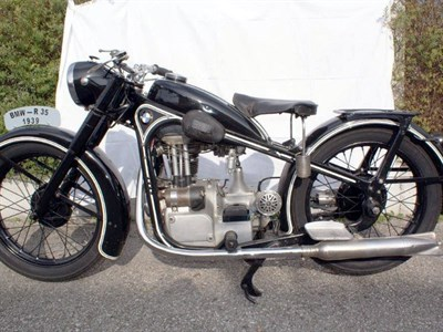 Lot 17-1939 BMW R35