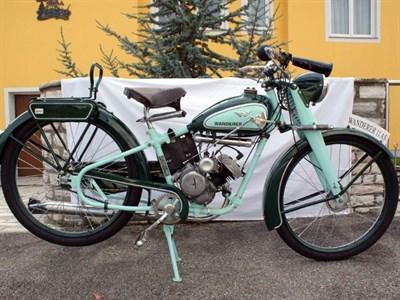 Lot 69-1939 Wanderer Model 1 SP