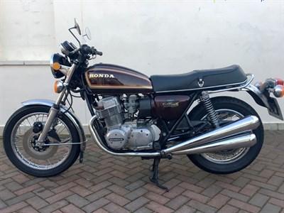 Lot 80-1978 Honda CB750 K7