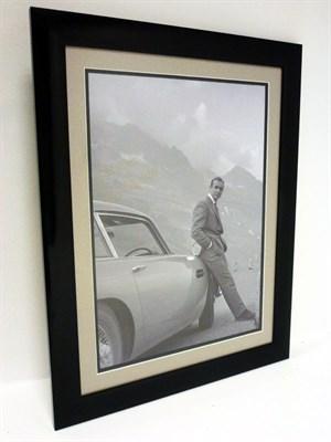 Lot 47-Sean Connery / James Bond Signed Photograph