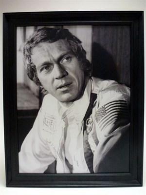 Lot 8-Steve McQueen on the Set of 'Le Mans', 1971