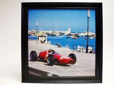 Lot 33 - Bandini at the Monaco Grand Prix, 1967