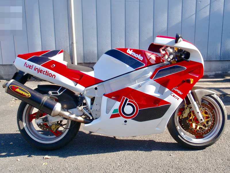 1992 Bimota YB8 | T177 | Monterey 2015