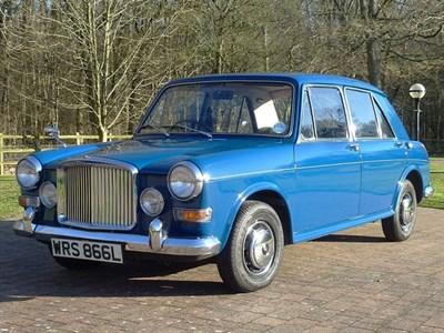 Lot 15 - 1973 Vanden Plas Princess 1300
