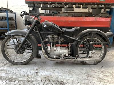 Lot 79-1951 BMW R25