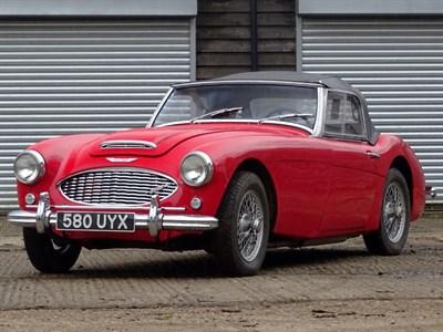 Lot 38 - 1960 Austin-Healey 3000 MKI 2+2